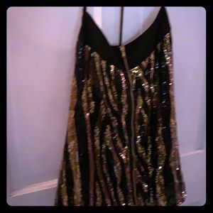 Large loose fit dress/party top.